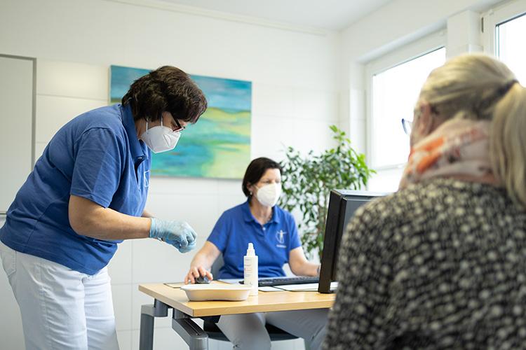 Schulungen für Patienten